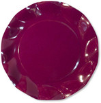 Purple Small Plate - 21cm