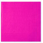 Pink 3 ply Napkins - 33cm x 33cm