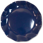 Navy Blue Small Plate - 21cm