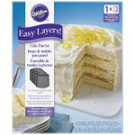 'Easy Layers' Square Cake Pan Set