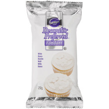each pack of fondant comes contained in foil packaging, keeping fresher for longer and keeping colours vibrant