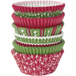 Holiday Traditional Baking Cups in Tube