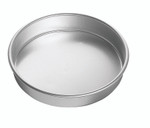 "Decorator Preferred 8"" x 3"" Round Cake Pan"