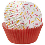 Confetti Standard Baking Cups 75pc