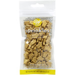 Gold Crowns Sprinkles 56g