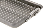 Mineral B Roasting Pan with Stainless Steel Rack