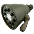 "Oil Rubbed Bronze 3-5/8"" Adjustable Shower Head K139A5"