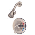 Satin Nickel Single Handle Shower Faucet KB638SO