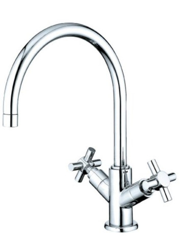 Polished Chrome Kingston Brass Concord Two Handle Vessel Sink Faucet KS8261JX