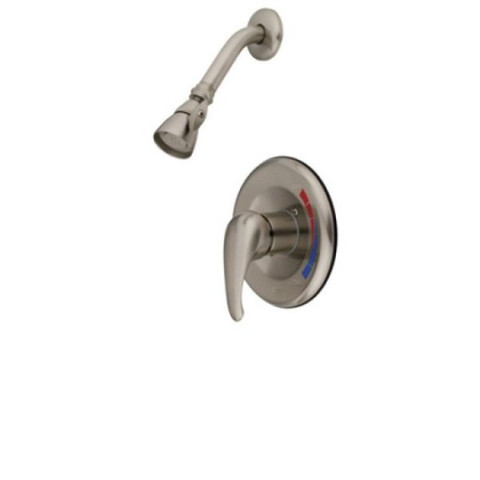Satin Nickel Single Handle Shower Faucet KB658SO