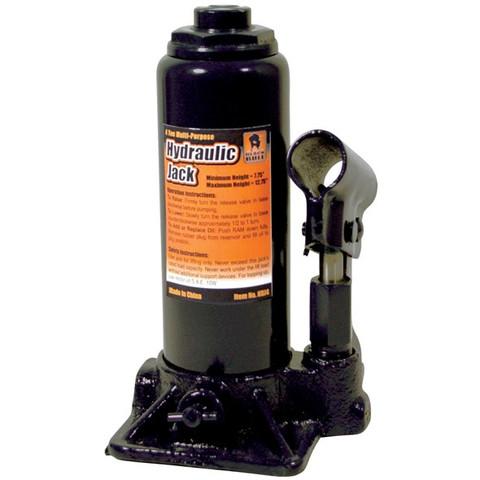 Black Bull 4 Ton Hydraulic Bottle Jack