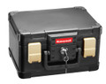 "7.3"" x 12.4"" x 10"" Waterproof & Fire UL Proof UL Fire Protection Chest Safe HWDS1102"