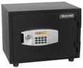 0.61 cu ft / Water Resistant Steel 1 Hour Fire Rating & Security Safe HWDS2113