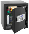 1.23 cu ft / Dual Digital Water Resistant Steel Fire & Security Safe HWDS2115