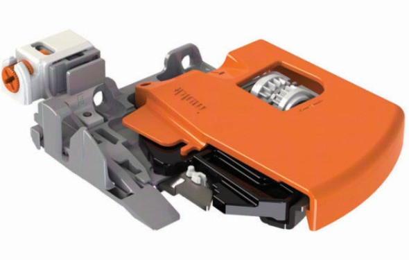 Blum Tandem Locking Device with Side to Side Adjustment T51.1901 L /& R 1 Pair