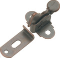 Belwith Hickory 5/8 In. Statuary Bronze Elbow Catch P654-STB Hardware
