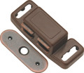 Belwith Hickory 1-1/2 In. Statuary Bronze Magnetic Catch P659-STB Hardware