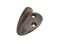 Belwith Hickory 2 In. Utility Dark Antique Copper Hook P27100-DAC Hardware