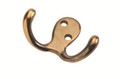 Belwith Hickory 2 In. Utility Antique Rose Gold Hook P27115-ARG Hardware
