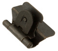 Belwith Hickory Black Iron Double Demountable Hinge P5311-BI Hardware