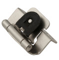 Belwith Hickory Satin Nickel Double Demountable Hinge P5313-SN Hardware