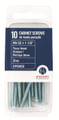 Belwith Hickory Project Pack of #8-32 X 1-1/2 In. Screws (10 pack) VP5002 Hardware