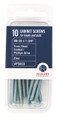 Belwith Hickory Project Pack of #8-32 X 1-3/4 In. Screws (10 pack) VP5003 Hardware