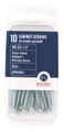 Belwith Hickory Project Pack of #8-32 X 2 In. Screws (10 pack) VP5004 Hardware