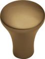 Belwith Hickory 1 In. Metropolis Veneti Bronze Cabinet Knob PA0213-VBZ Hardware