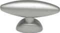 Belwith Hickory 1-1/2 In. Metropolis Satin Nickel Cabinet Knob PA0211-SN Hardware