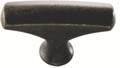 Belwith Hickory 1-11/16 In. Greenwich Windover Antique Cabinet Knob P3372-WOA Hardware