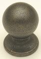 Belwith Hickory 3/4 In. Oxford Antique Windover Antique Cabinet Knob PA1211-WOA Hardware