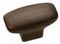 Belwith Hickory 1-7/16 In. Eclipse Vintage Bronze Cabinet Knob P208-VB Hardware