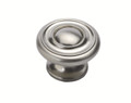 Belwith Hickory 1-1/2 In. Altair Stainless Steel Cabinet Knob P3501-SS Hardware