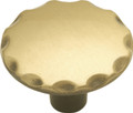 Belwith Hickory 1-1/8 In. Cavalier Antique Brass Cabinet Knob P146-AB Hardware
