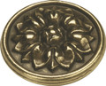 Belwith Hickory 1-1/4 In. Manor House Lancaster Hand Polished Cabinet Knob P8199-LP Hardware