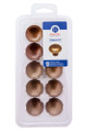 Belwith Hickory Project Pack 1-3/8 In. Conquest Veneti Bronze Cabinet Knob (10 Pack) VP14848-VBZ Hardware