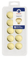 Belwith Hickory Project Pack 1-1/8 In. Conquest Polished Brass Cabinet Knob (10 Pack) VP14255-3 Hardware
