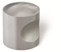 Siro Designs 44-174 Fine Brushed Stainless Steel 30Mm Knob