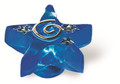 Siro Designs 80-172 Blue 49Mm Star Knob