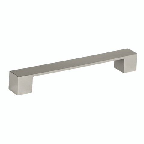 Amerock BP36569PN 160MM Cabinet Pull Polished Nickel Finish Monument Collection