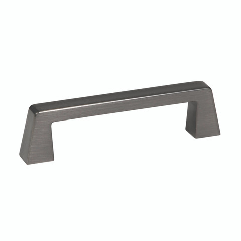 Amerock BP55276GM 96MM Cabinet Pull Gunmetal Finish Blackrock Collection