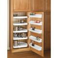Rev-A-Shelf / 6235-14-11-52 / 14 in Door Storage Bins Set (White)