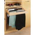 Rev-A-Shelf / CWPR-2414-1 / 24 in Wood Pants Rack Organizer