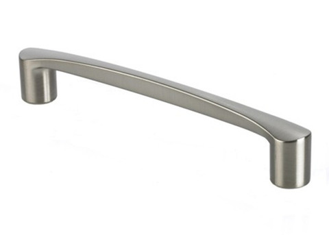 Siro Designs 97-194 Fine Brushed Nickel  215Mm Cc:192Mm Pull