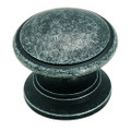 AMEROCK BP1466-WID METAL FINISHES KNOB TRADITIONAL SOLID BRASS