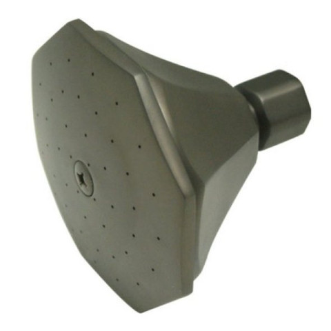 "Oil Rubbed Bronze Kingston Brass 3-3/4"" Octagon Shower Head P40ORB"