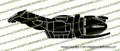 Firefly Serenity Ship PROFILE Vinyl Die-Cut Sticker / Decal VSFSP