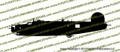 WWII Bomber B-24 j Liberator Profile Vinyl Die-Cut Sticker / Decal VSB24P