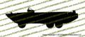 WWII DUKW 6x6 Truck Vinyl Die-Cut Sticker / Decal VSDUKW1